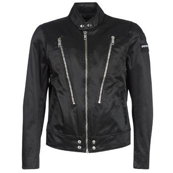 Oblačila Moški Jakne Diesel J CORELI Črna