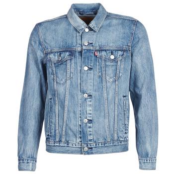 Oblačila Moški Jeans jakne Levi's THE TRUCKER JACKET Killebrew / Trucker