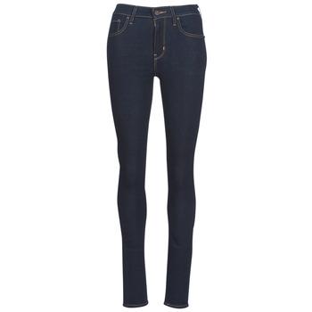 Oblačila Ženske Jeans skinny Levi's 721 HIGH RISE SKINNY To / The / NINE