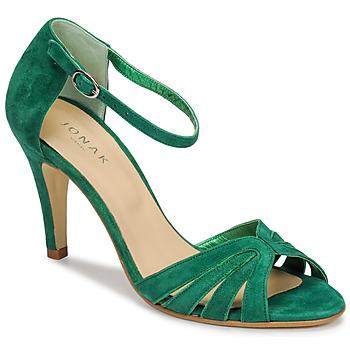 Čevlji  Ženske Sandali & Odprti čevlji Jonak DONIT Zelena