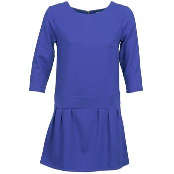 Oblačila Ženske Kratke obleke Betty London CANDEUR Modra