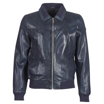Oblačila Moški Usnjene jakne & Sintetične jakne Redskins RUBBETS Modra