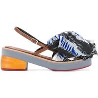 Čevlji  Ženske Sandali & Odprti čevlji Marni SAMSY09G06TCW04 multicolore