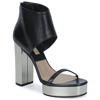 Čevlji  Ženske Sandali & Odprti čevlji Michael Kors 17194 Črna