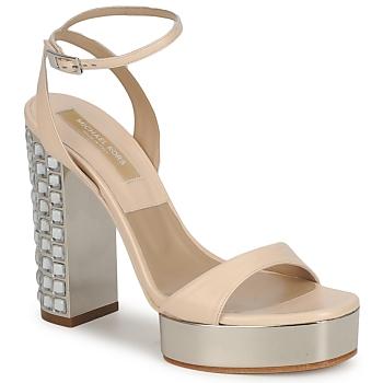 Čevlji  Ženske Sandali & Odprti čevlji Michael Kors 17181 Rožnata