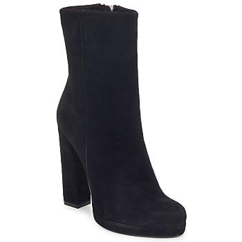 Čevlji  Ženske Gležnjarji Michael Kors 17071 Črna