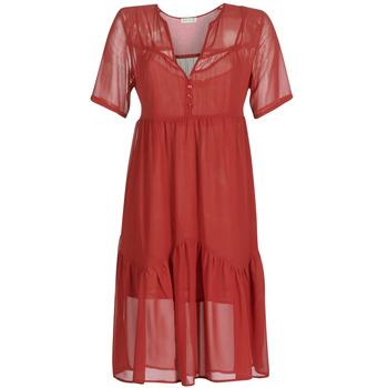 Oblačila Ženske Kratke obleke See U Soon GARAGACE Rdeča