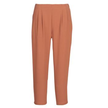 Oblačila Ženske Lahkotne hlače & Harem hlače See U Soon GARAGACI Oker