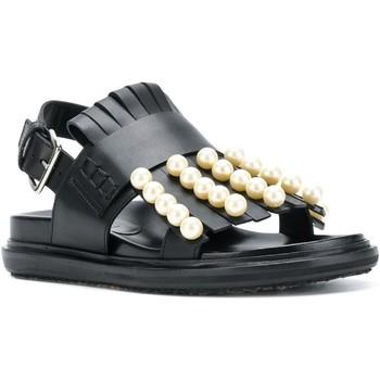 Čevlji  Ženske Sandali & Odprti čevlji Marni FBMSY13G01LV734 nero