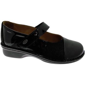 Čevlji  Ženske Balerinke Calzaturificio Loren LOM2690ne nero