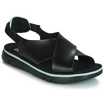 Čevlji  Ženske Sandali & Odprti čevlji Camper ORUGA Črna