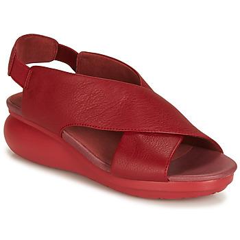 Čevlji  Ženske Sandali & Odprti čevlji Camper BALLOON Rdeča