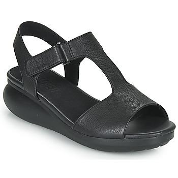 Čevlji  Ženske Sandali & Odprti čevlji Camper BALLOON SALOME Črna