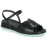 Čevlji  Ženske Sandali & Odprti čevlji Camper ATONIK Črna