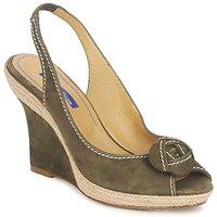 Čevlji  Ženske Sandali & Odprti čevlji Atelier Voisin ALIX Kaki