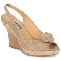 Čevlji  Ženske Sandali & Odprti čevlji Atelier Voisin ALIX Taupe