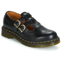 Čevlji  Ženske Čevlji Derby Dr Martens 8066 Mary Jane Črna