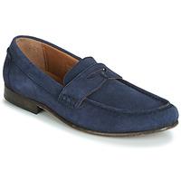 Čevlji  Moški Mokasini Hudson SEINE Modra