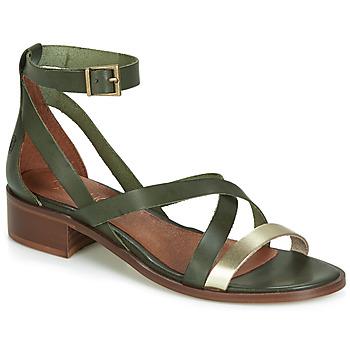 Čevlji  Ženske Sandali & Odprti čevlji Casual Attitude COUTIL Zelena