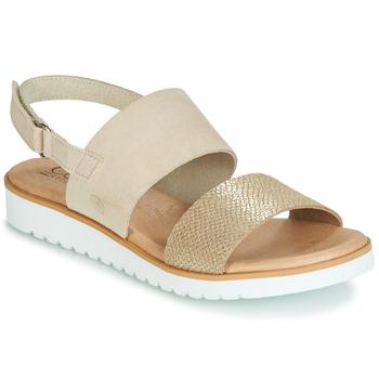 Čevlji  Ženske Sandali & Odprti čevlji Casual Attitude JALAYEPE Bež / Irisé