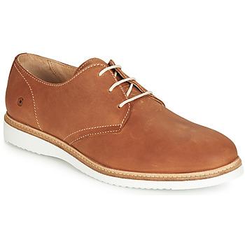 Čevlji  Moški Čevlji Derby Casual Attitude JALAYIME Cognac