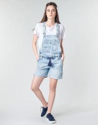 Oblačila Ženske Kombinezoni Pepe jeans ABBY Modra