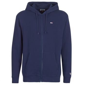 Oblačila Moški Puloverji Tommy Jeans TJM TOMMY CLASSICS Modra