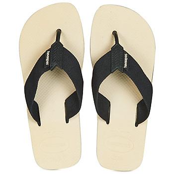 Čevlji  Moški Japonke Havaianas URBAN BASIC Bež