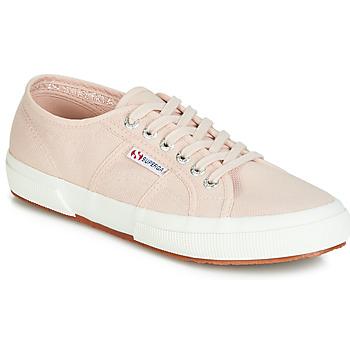 Čevlji  Ženske Nizke superge Superga 2750 COTU CLASSIC Pink