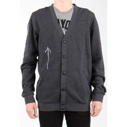Oblačila Moški Telovniki & Jope Reebok Sport Bas Revenge SS Black K11904 grey