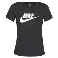 Oblačila Ženske Majice s kratkimi rokavi Nike NIKE SPORTSWEAR Črna