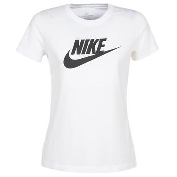 Oblačila Ženske Majice s kratkimi rokavi Nike NIKE SPORTSWEAR Bela