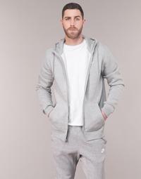 Oblačila Moški Puloverji Nike MEN'S NIKE SPORTSWEAR HOODIE Siva