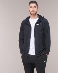 Oblačila Moški Puloverji Nike MEN'S NIKE DRY TRAINING HOODIE Črna