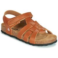 Čevlji  Dečki Sandali & Odprti čevlji Citrouille et Compagnie JANISOL Kostanjeva