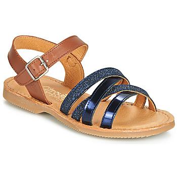 Čevlji  Deklice Sandali & Odprti čevlji Citrouille et Compagnie JOLICOTE Kamel