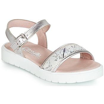 Čevlji  Deklice Sandali & Odprti čevlji Citrouille et Compagnie JIMINITE Rožnata / WAŻKA