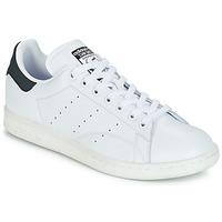 Čevlji  Nizke superge adidas Originals STAN SMITH Bela / Črna