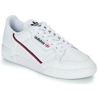 Čevlji  Nizke superge adidas Originals CONTINENTAL 80 Bela