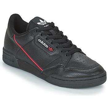 Čevlji  Nizke superge adidas Originals CONTINENTAL 80 Črna