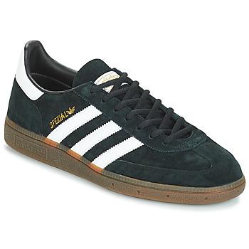 Čevlji  Moški Nizke superge adidas Originals HANDBALL SPZL Črna