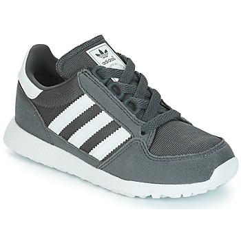 Čevlji  Otroci Nizke superge adidas Originals OREGON Siva