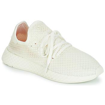 Čevlji  Nizke superge adidas Originals DEERUPT RUNNER Bela