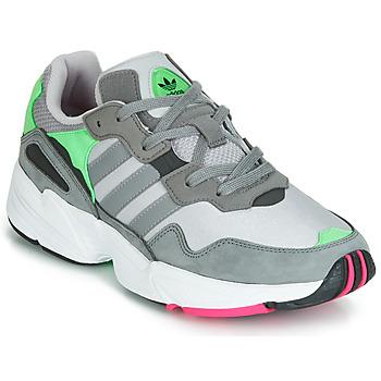 Čevlji  Moški Nizke superge adidas Originals YUNG 96 Bela