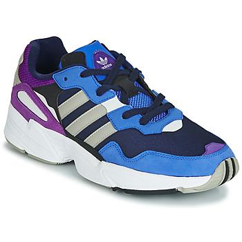 Čevlji  Moški Nizke superge adidas Originals YUNG 96 Modra