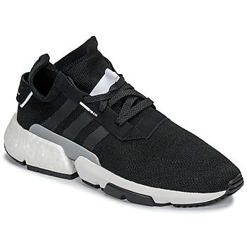 Čevlji  Moški Nizke superge adidas Originals P.O.D Črna