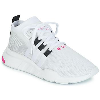 Čevlji  Moški Nizke superge adidas Originals EQT SUPPORT MID ADV Bela