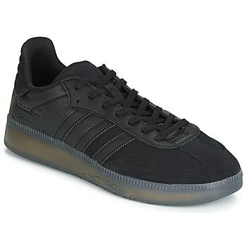Čevlji  Moški Nizke superge adidas Originals SAMBA RM Črna