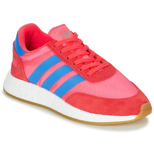 Čevlji  Ženske Nizke superge adidas Originals I-5923 W Rdeča / Modra