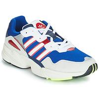 Čevlji  Moški Nizke superge adidas Originals YUNG 96 Bela / Vijolična